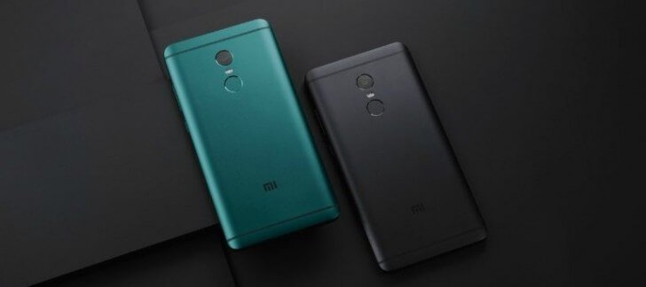 Xiaomi Redmi Note 4x 3Gb/16Gb (Black)
